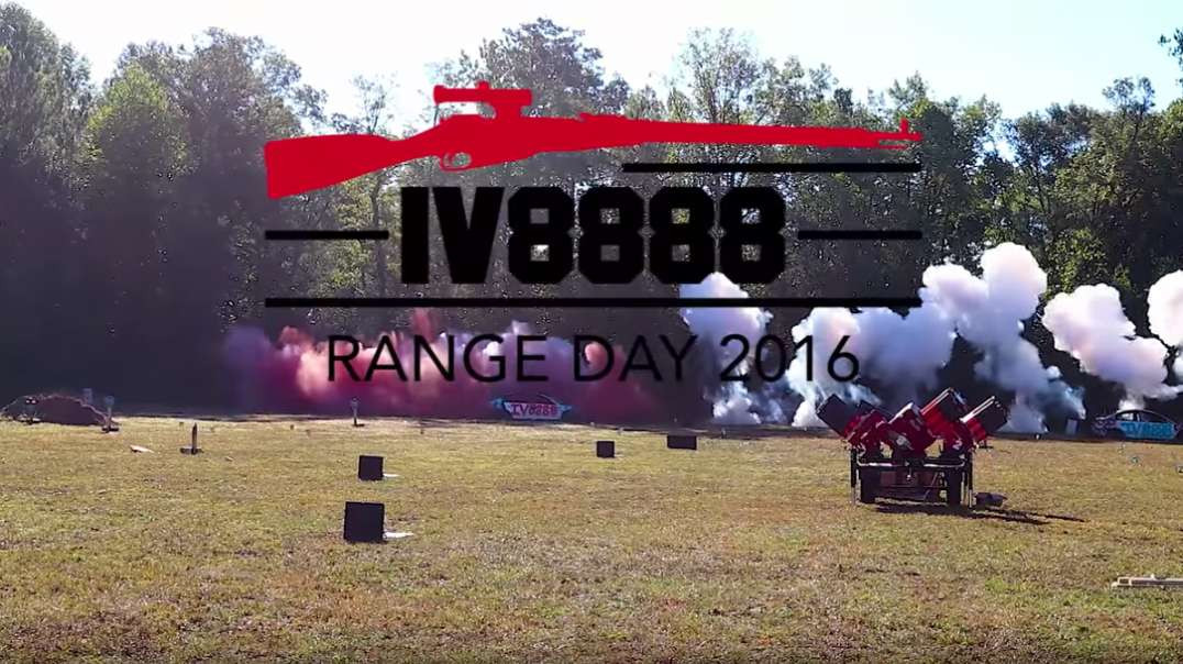 Faxon Firearms - IV8888 Range Day 2016