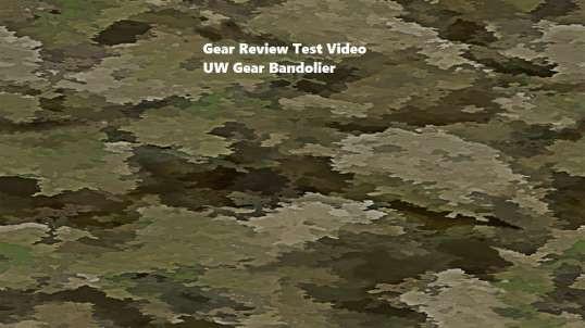 UW Gear Bandolier Review