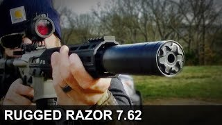7.62 Suppressed - Rugged Razor