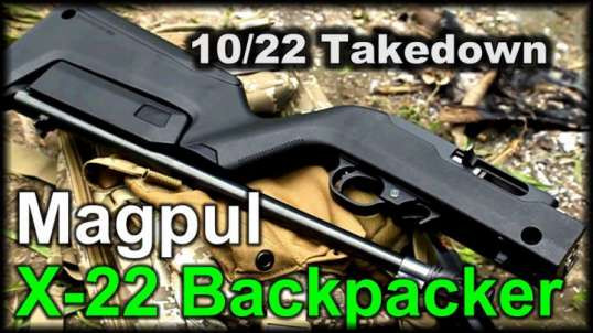 Magpul Backpacker Stock Review, MUST HAVE