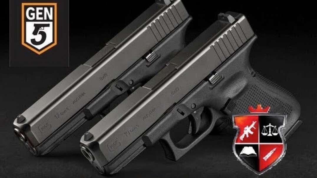 Glock Gen 5 Pistol