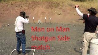Man on man shotgun side match 2017-09-03