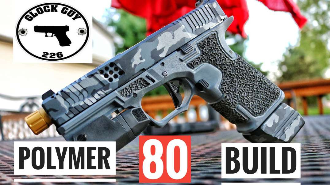 POLYMER 80 BUILD TIPS AND TRICKS! ( STEP BY STEP BUILD )