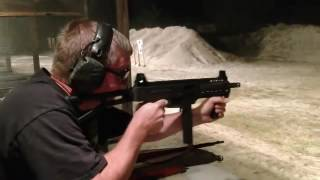Shockwave Technologies ZMAG in a Lage Max31A test fire