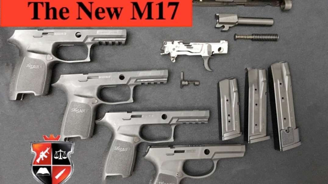 M17 Service Pistol, Sig P320