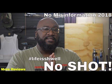 No SHOT, No Misinformation (#lifeisshwell)