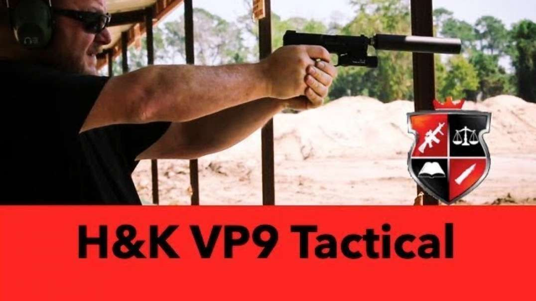 H&K VP9 Tactical and a Look Back at VP70