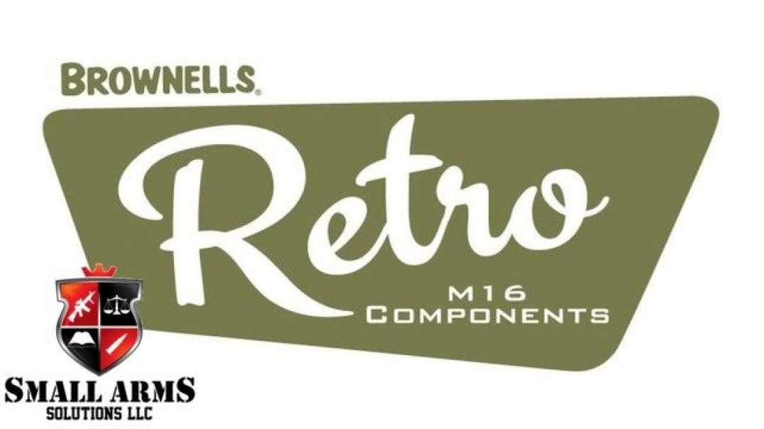 BROWNELLS RETRO RIFLES - XBRN16E1 AND BRN-16A1