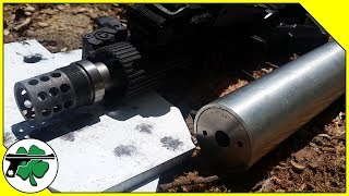 458 SOCOM ATF Form One Suppressor - Bench Review