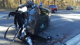 Prepping for Others - Car Accident Story