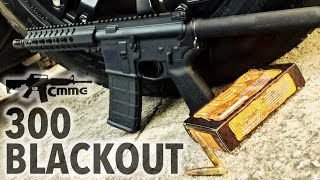 The Truck Gun Project - Part 1 - CMMG 300 Blackout