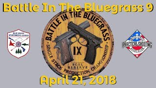 Battle in the Bluegrass IX - April 21, 2018 - Single Stack