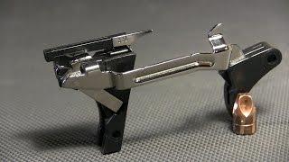 Glocktriggers com Ken Hackathorn Tactical Trigger System Glock G26 Gen3 9mm Baby Glock
