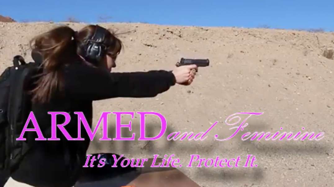 Welcome to Armed and Feminine