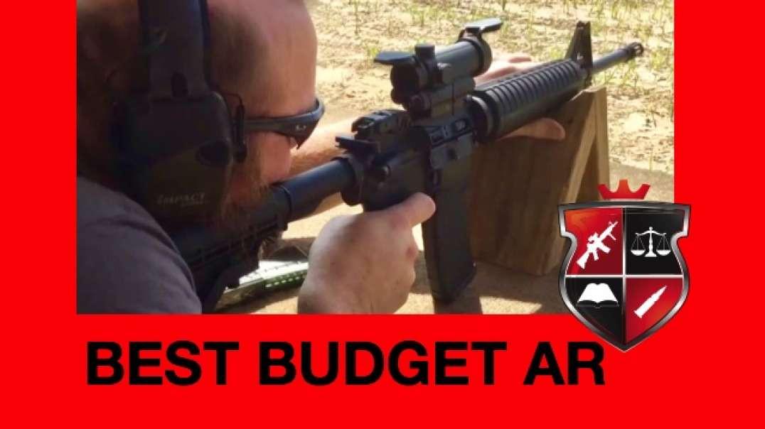 Quality on a Budget - The Aero Precision AC15M