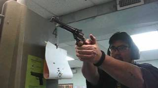 Trigger time with Heritage Arms Rough Rider