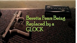 Beretta Fears Being Replaced