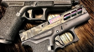 Agency Arms Glock Trigger - What to expect