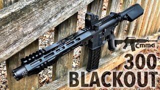 The Truck Gun Project - Part 2 - CMMG 300 Blackout