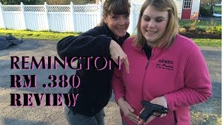 Remington 380: Armed and Feminine Review