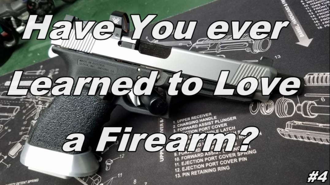 Have You Learned to Love a Firearm?