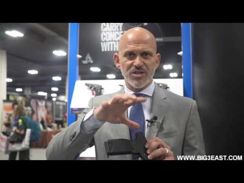 Rob Pincus Talks Avidity Arms new PD10 distributed by Eagle Imports SHOT Show 2017