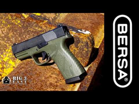 Bersa BP Concealed Carry Series overview (IG Snippet)