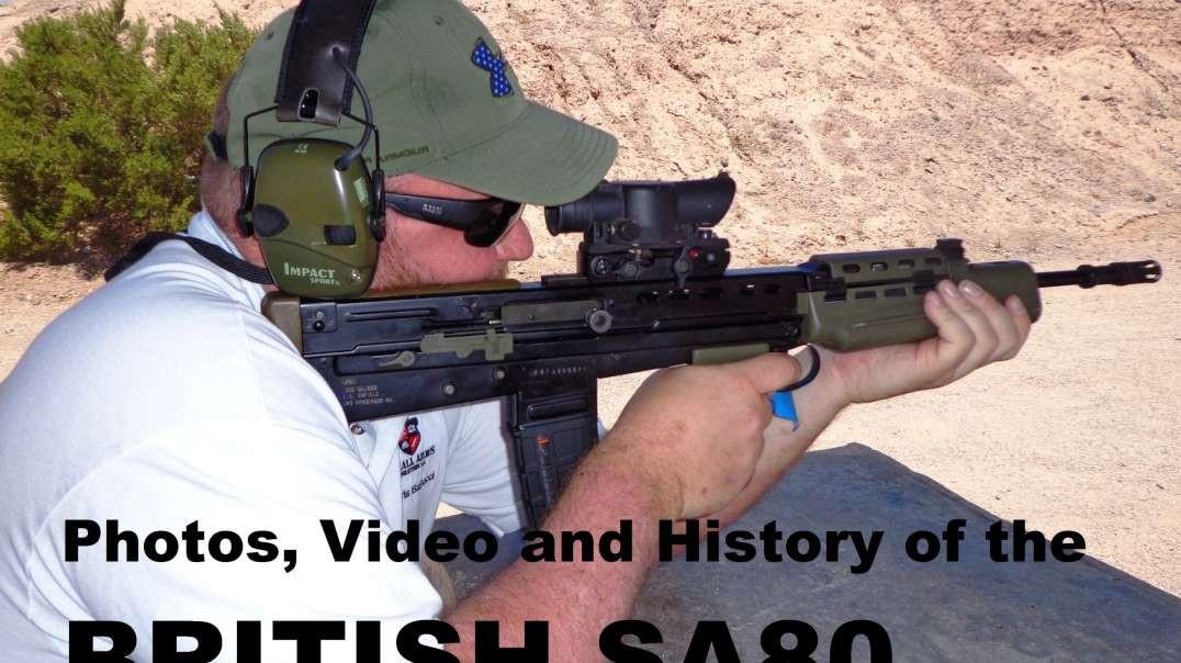 THE BRITISH SA80