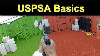 What to Expect at Your First USPSA Match