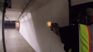 Walther PPS M2 test fire