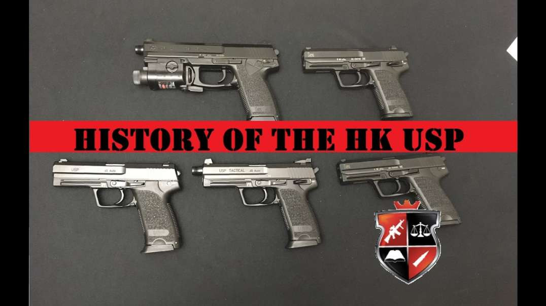 A History of the HK USP