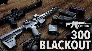 The Truck Gun Project - Part 3 - CMMG 300 Blackout