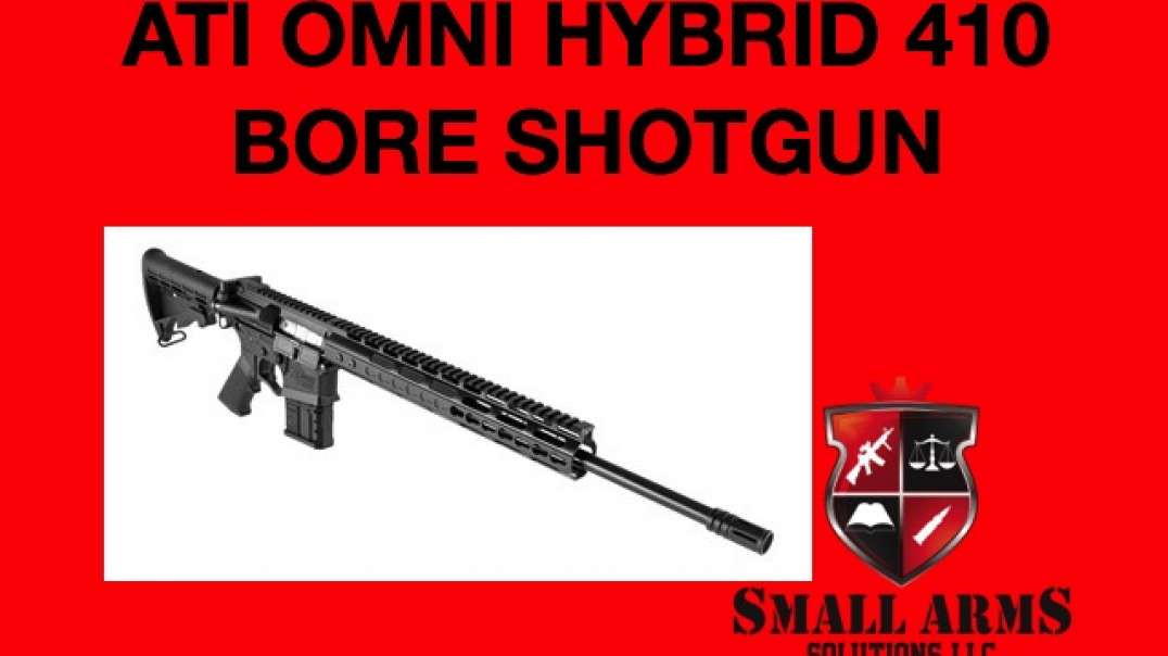 American Tactical OMNI HYBRID 410 Bore Shotgun