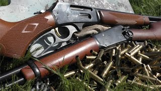 Marlin 336 or Winchester 94? - Levergun Action!