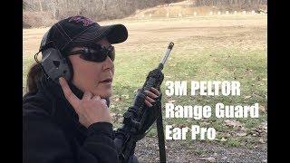 Peltor RangeGuard Electronic Hearing Protection
