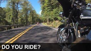 What do I ride?