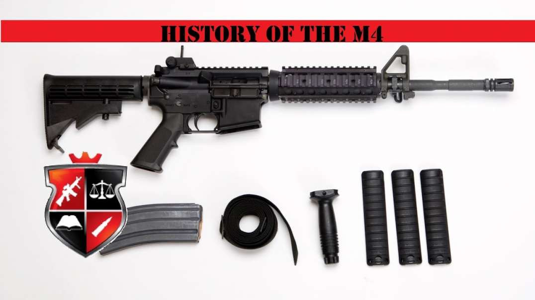 History and Development of the M4 Carbine-Part 1