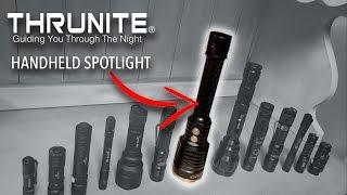 1,200 Lumens - ThruNite Catapult V5 Spotlight