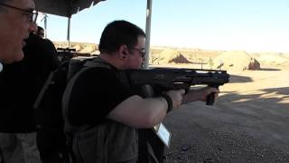 Shooting the Standard Manufacturing DP12