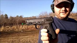 HKVP40, Steyr L40, CZ P09 40, S&W M&P40 2.0 Forty caliber shoot-a-rama!