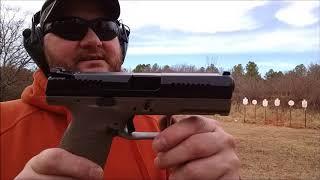 Glock 19X, CZ P10C FDE, Glock 17 Gen5 & HiPoint C9.....tactical?