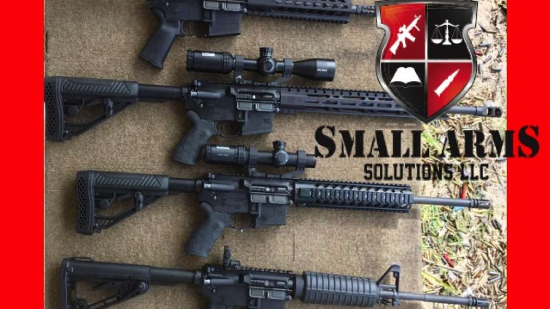 The Diamondback Firearms DB-15 Series