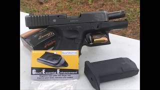 Gee Plate base plates for Glock 26/27