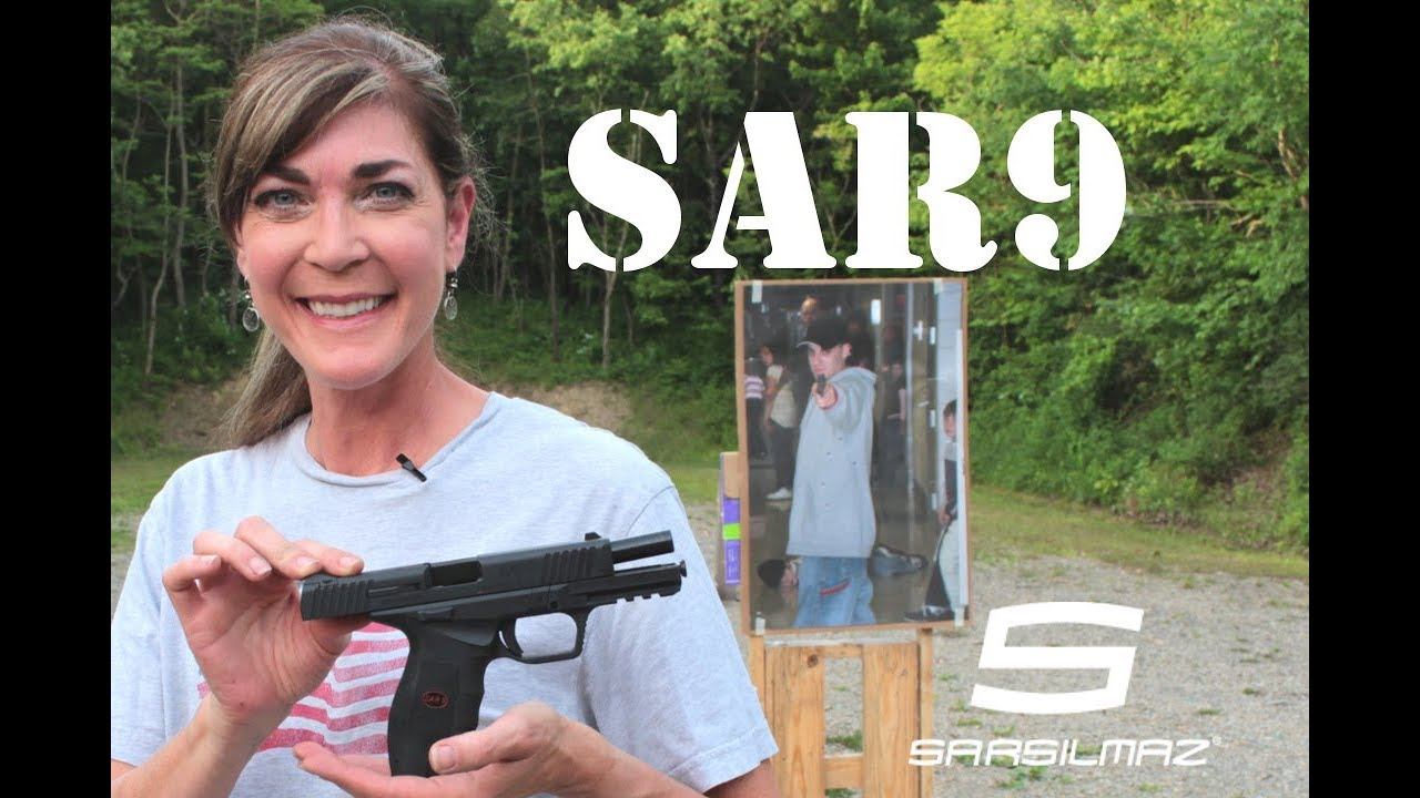 SAR9 out of the box and at the range