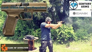 Canik TP9DA - It might be bronze but I am betting it just might make the GOLD