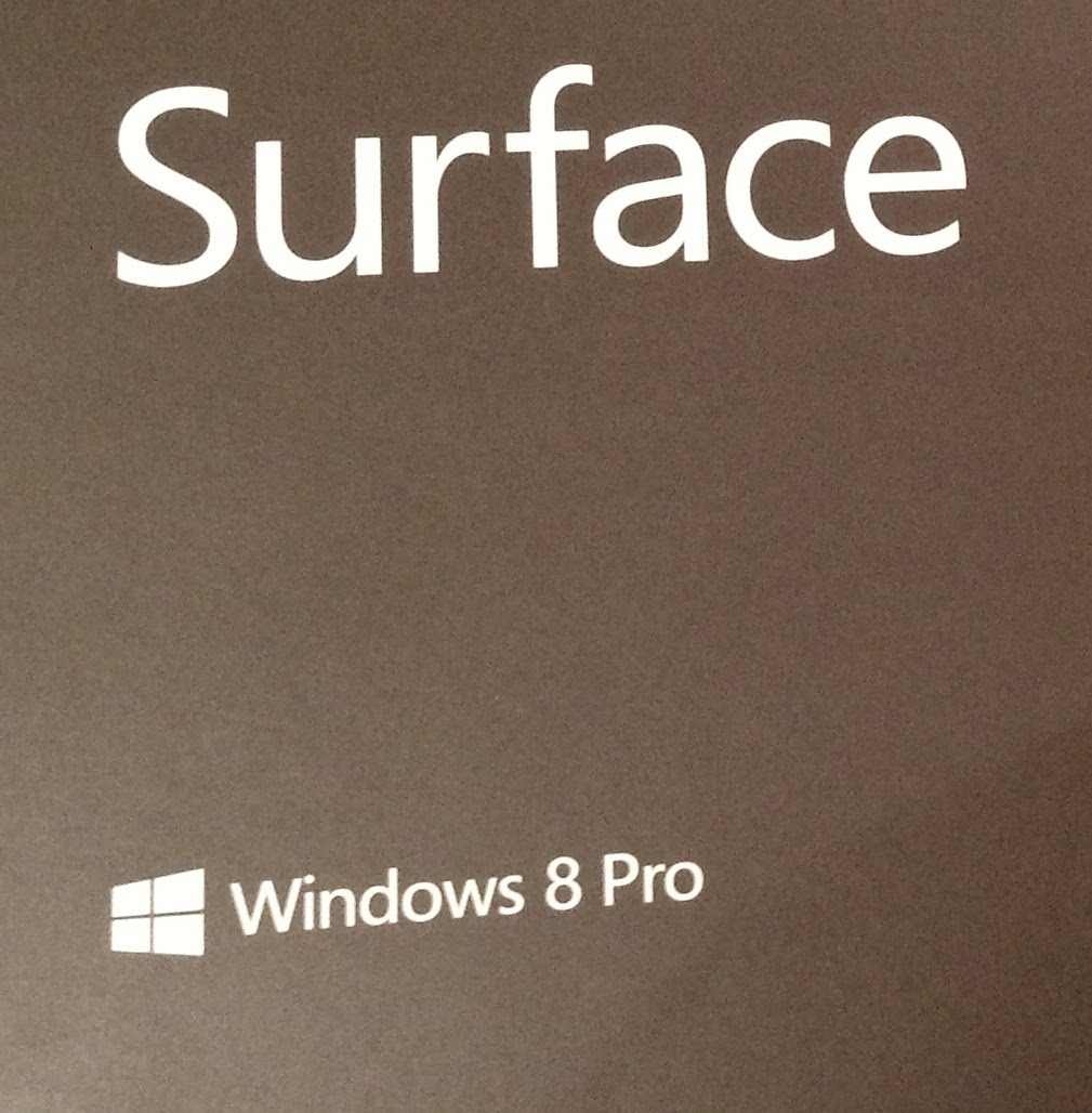 Microsoft Surface Pro 128GB Quick Review