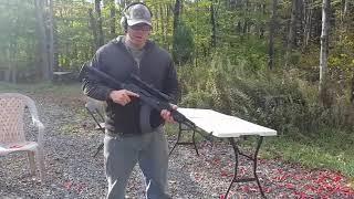 AK Bump Fire training video dedicated to Dianne Feinstein