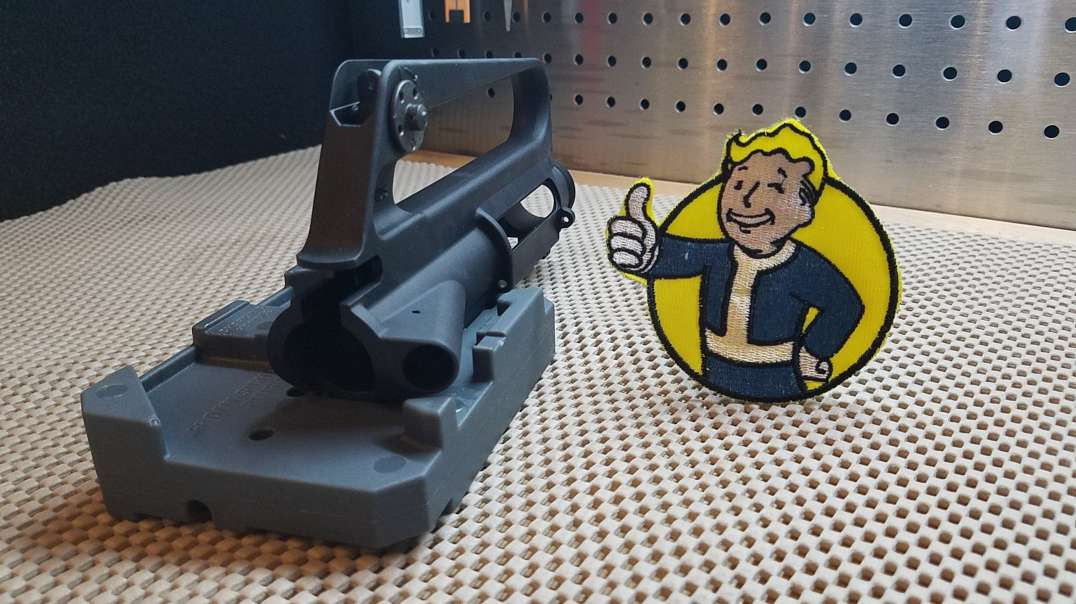 A1 Rear Sight Installation How to Vid