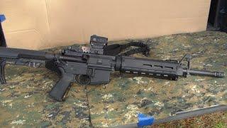 Del-Ton Sierra MLOK 316H M-4 Carbine