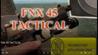 FNX 45 TACTICAL